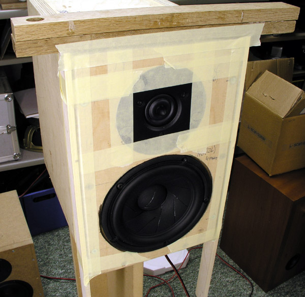 Mdm3 Acoustilux: Compact-Studio-Monitor